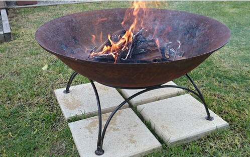 2016 Hot Sell Outdoor Steel Fire Pit
