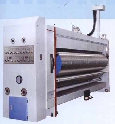 Gymk Printing Slotting Die-Cutting Carton Machine