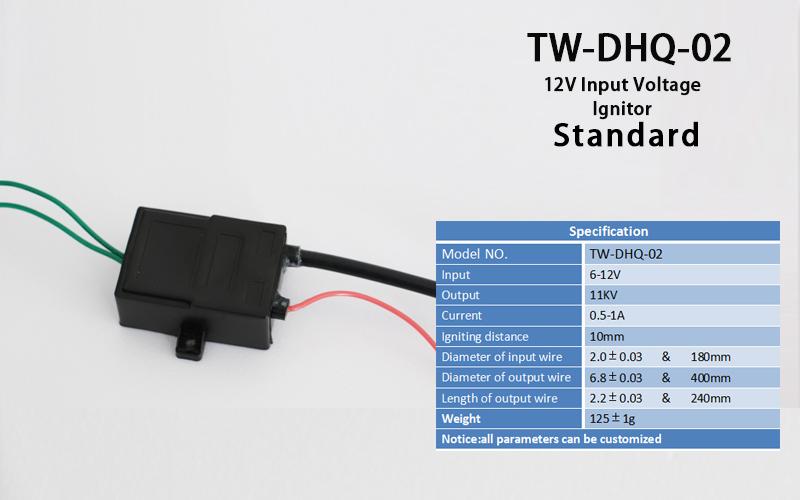 E Solute Igniter Module 12V Input