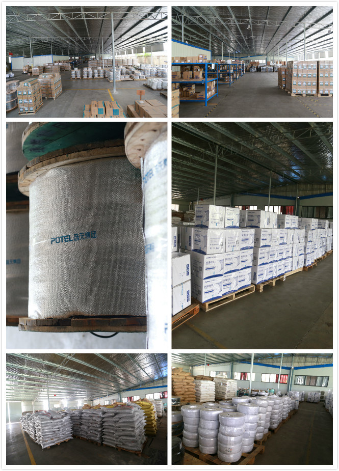 Wholesale Stranded Copper Conductor PVC Insulation BV Cable 450/750V