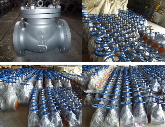 API 2PC Ball Valve with Stainless Steel RF