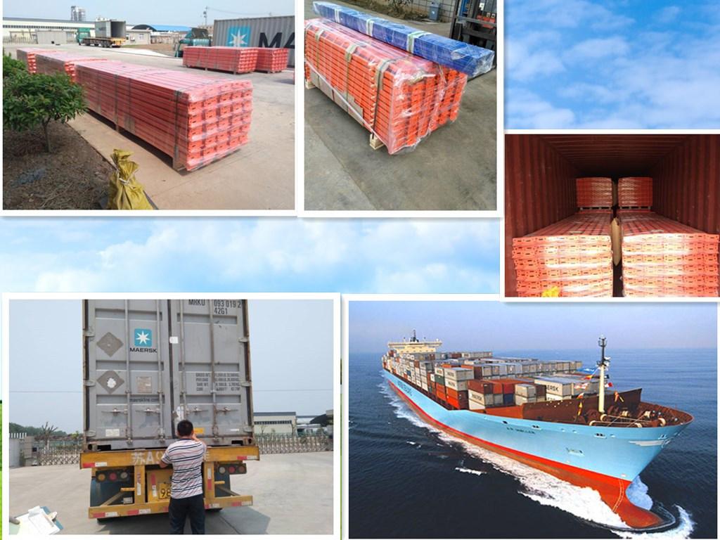 Heavy Duty Warehouse Storage Steel Pallet Wire Racks