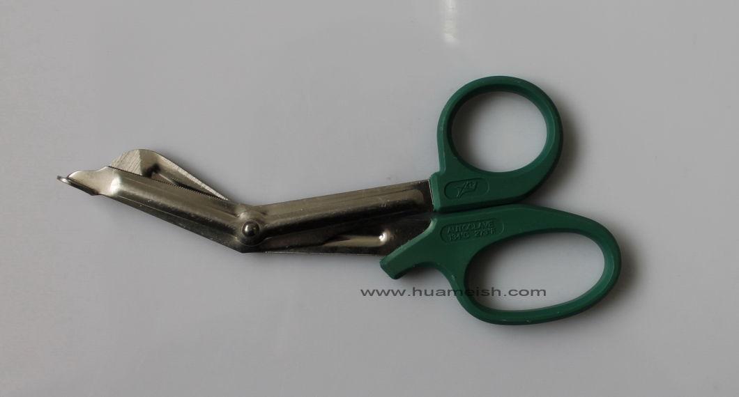 Bandage Scissors, Sterile Bandage Scissors, Sterile Gauze Scissors, Sterile Gauze Cutter