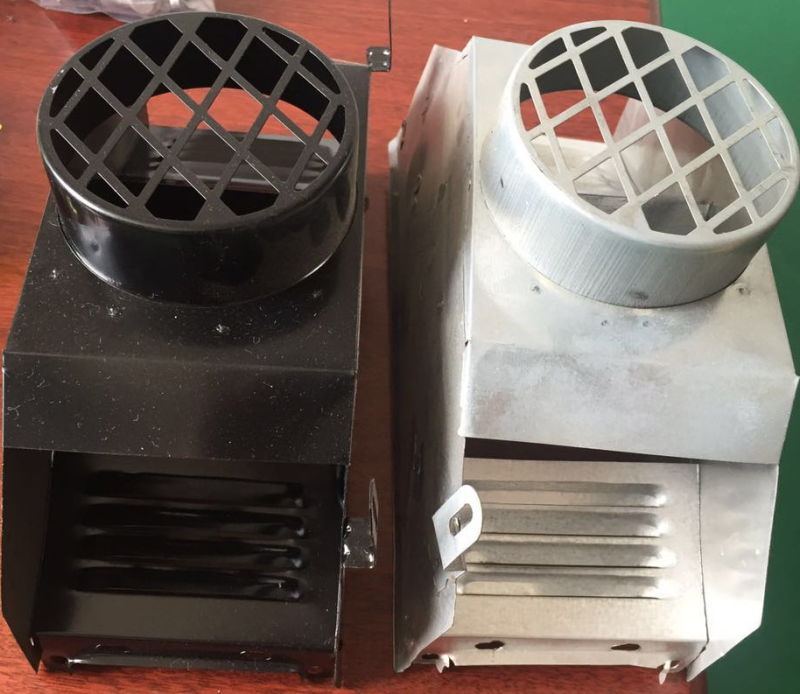 Flue Type Instant Gas Water Heater/Gas Geyser/Gas Boiler (SZ-RS-68)