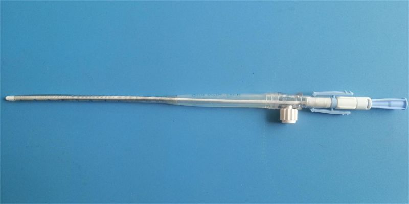 Disposable/with Introducer/One Piece Pediatric Arterial Cannula
