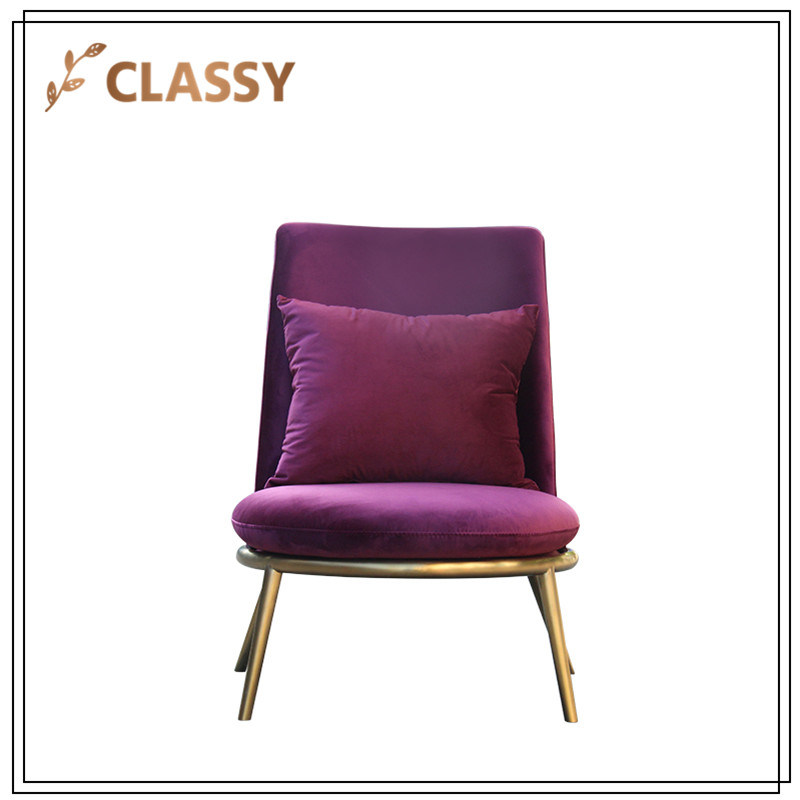 Soft and Fabric Dining Room Furinture Chair for Home, Hotel