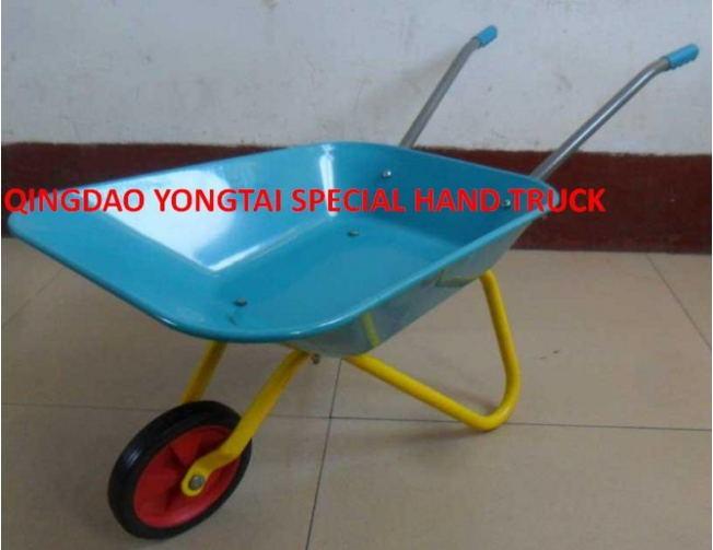 Children Wheelbarrow (Metal tray)