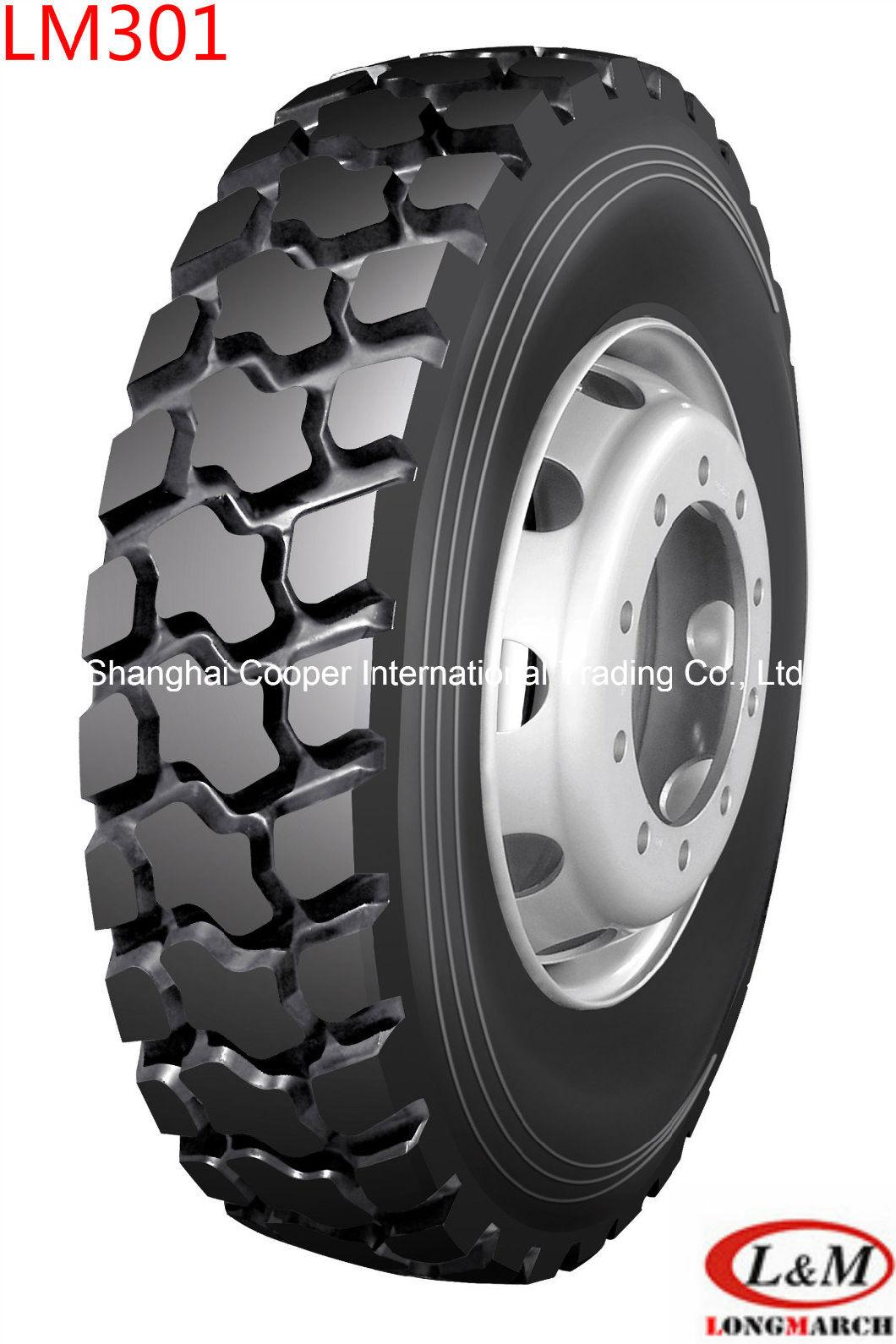 Longmarch Drive/Steer/Trailer Truck Tire (301)