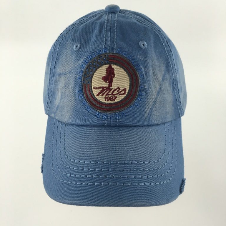 Heavy Washed Capwindow Baseball Cap for Promotional