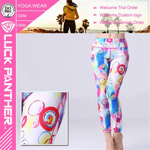 Gym Clothing OEM High Quality Fitness Polyester Spandex Women Leggings