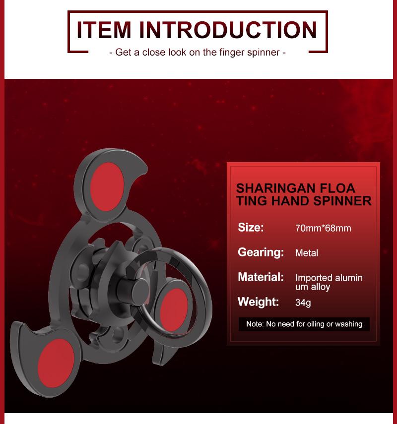 Dirt Resistant Fidget Toys Fidget Hand Spinner for Spinner Toys