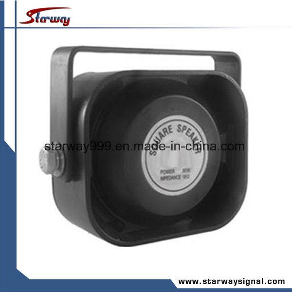 Police Alarm Car Loud Siren Speakers (YS80B)