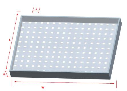 High Power LED Module for Lightbox