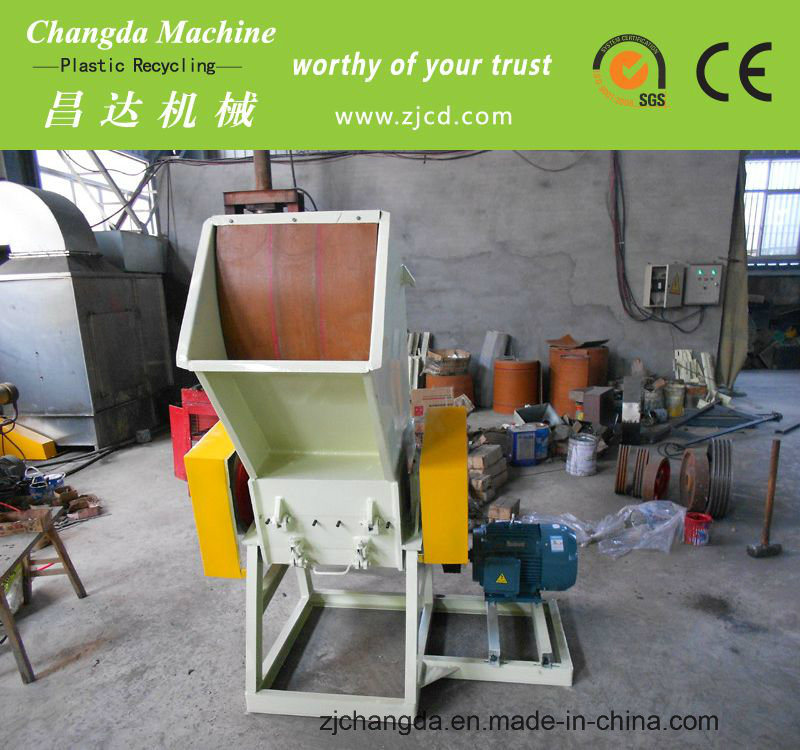 Plastic and Rubber Crusher (FS400A)