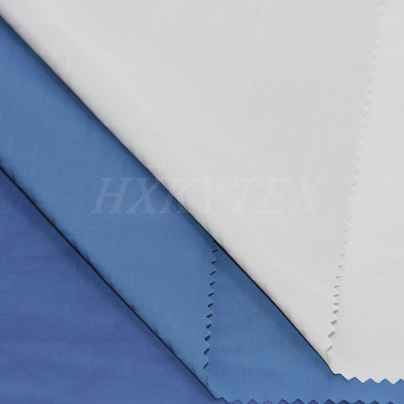 Shadow Riptop Memory Polyester Fabric for Men's Jacket or Wind Coat