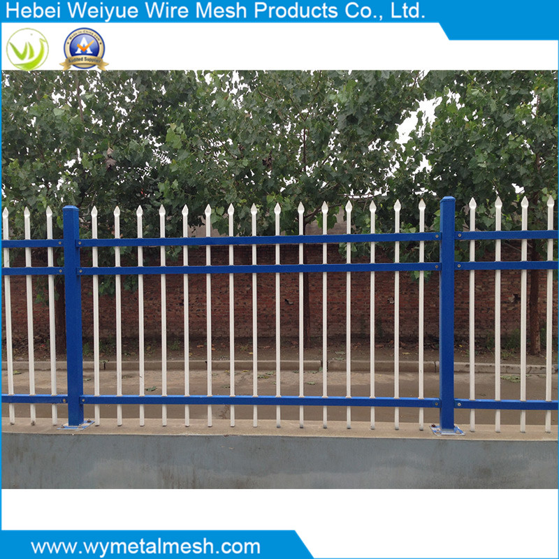 High Quality Zinc Steel Mesh Fence