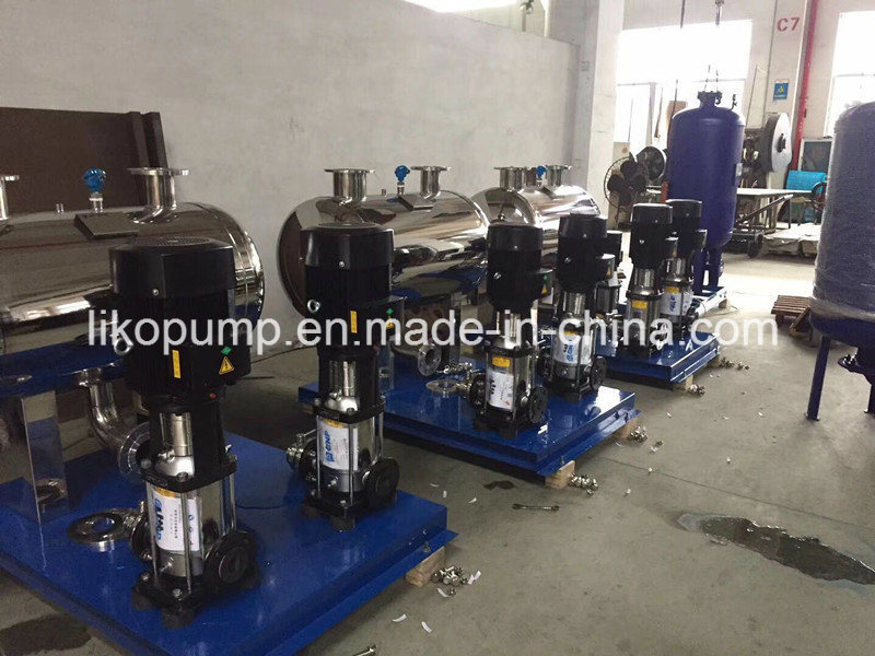 Stainless Steel Multistage Vertical Centrifugal Pump