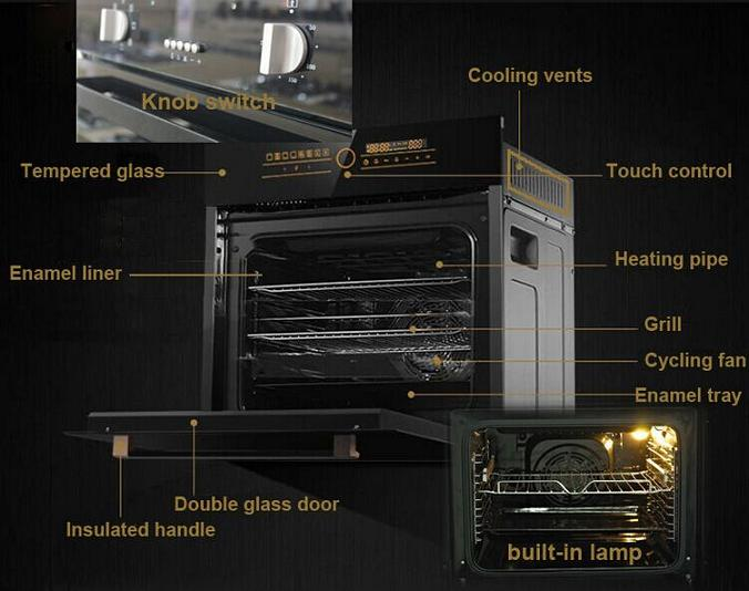 Best Selling Products Convection Oven and Baking Oven