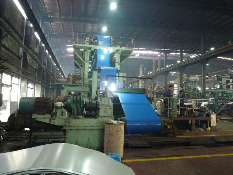 PPGI Dx51d Grade Prepainted Galvanized Steel Coil