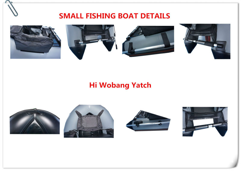 Royal Blue 2016 New Fishing Boat Inflatable Boat