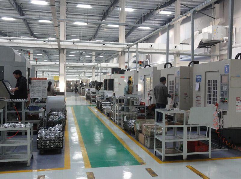 Grh Hydraulic Gear Motor Rotary Flow Divider for Hydraulic System