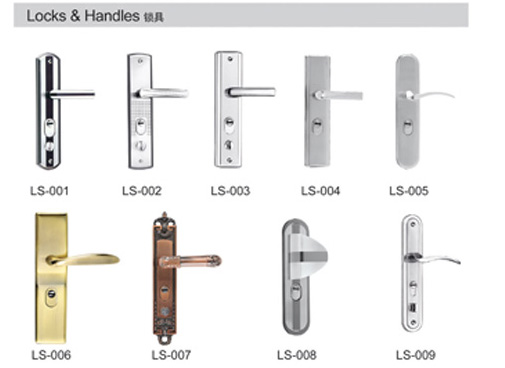 Luxury High Quality Security Steel Door