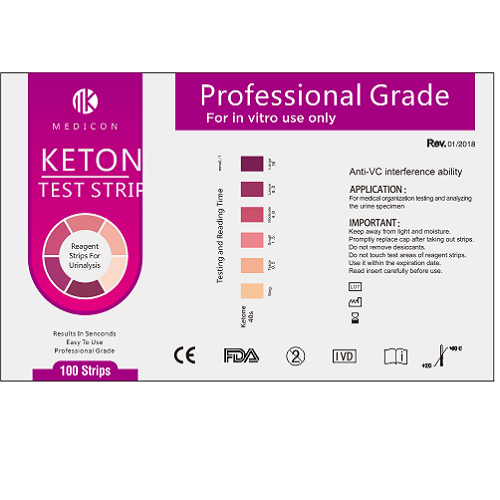 Ketone Test Kit