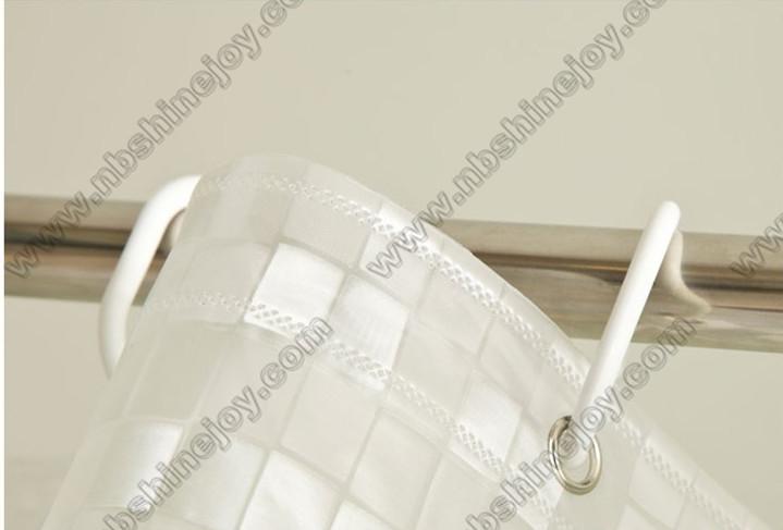 Happy Raining Shower Curtain PEVA\PVC\EVA0% Polyester