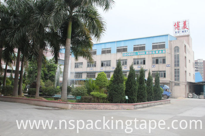 ISO 9001: 2008 Approved Packing Tape Manufacture
