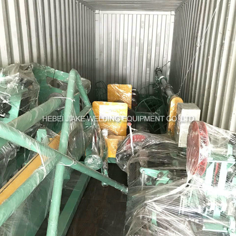 2018 Hot Sale Chain Link Fence Machine