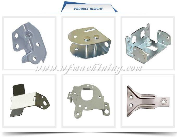 OEM Stamping Parts for Auto Stamping Spare Parts