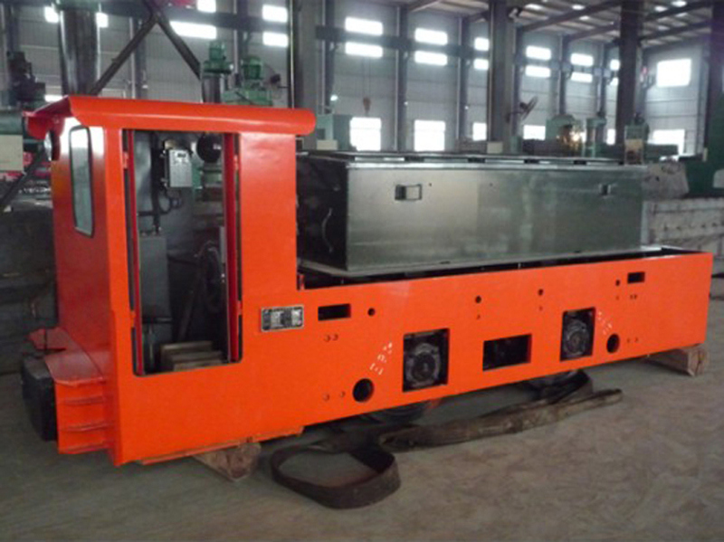 High Quality 12t Electric Locomotive for Mining
