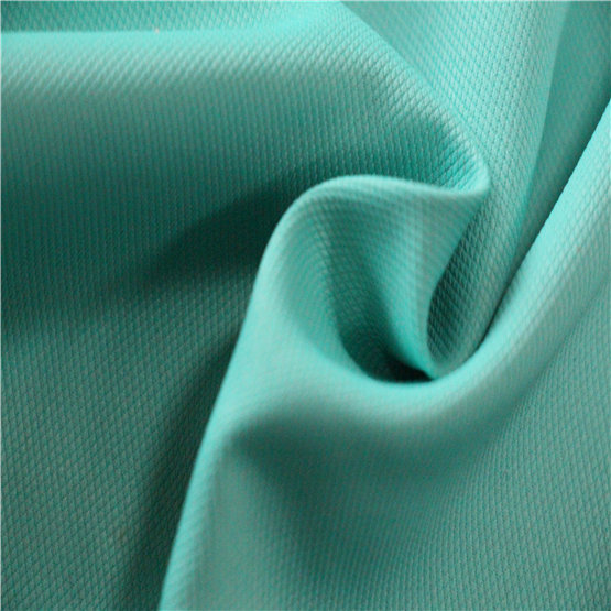 Woven Twill Plaid Plain Check Oxford Outdoor Jacquard 100% Polyester Fabric (E038)