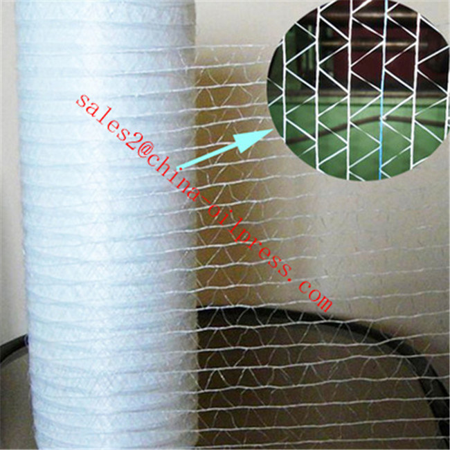 Plastic Warp Knitted Silage Bale Net