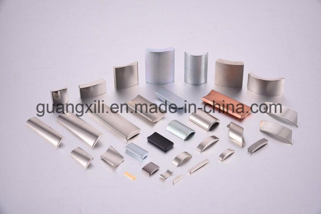 Custom Shape Parylene Coating Neodymium Permanent Magnet