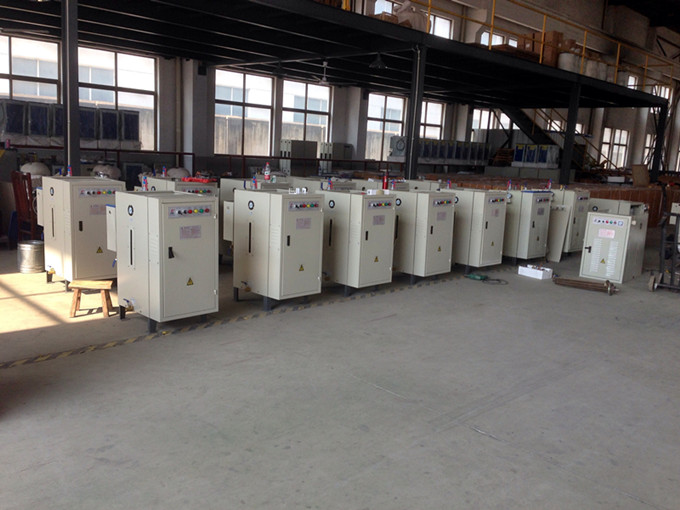 Compact Electric Heating Steam Boiler