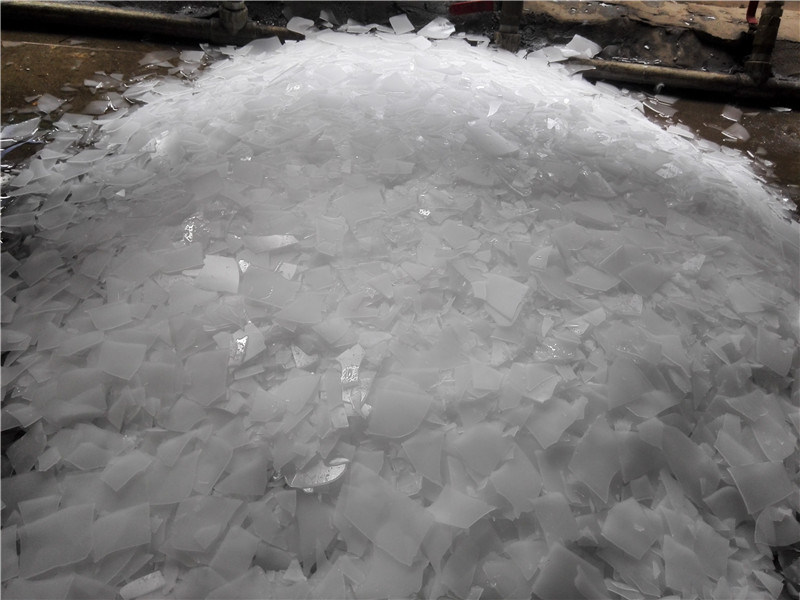 800kg/24h Equipments Flake Ice Machine De Glace