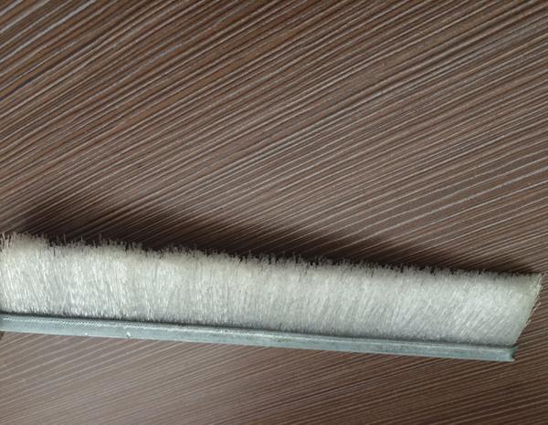 Wooden Handle Nylon Strip Cleaning Brush (YY-607)