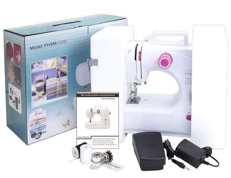 Hot Wholesale Domestic Sewing Machine for Jeans (FHSM-508)