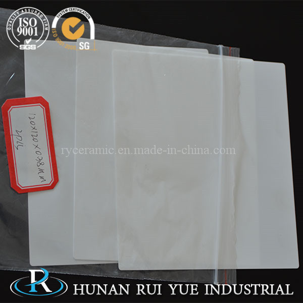 High Density Alumina Ceramic Electric Plate