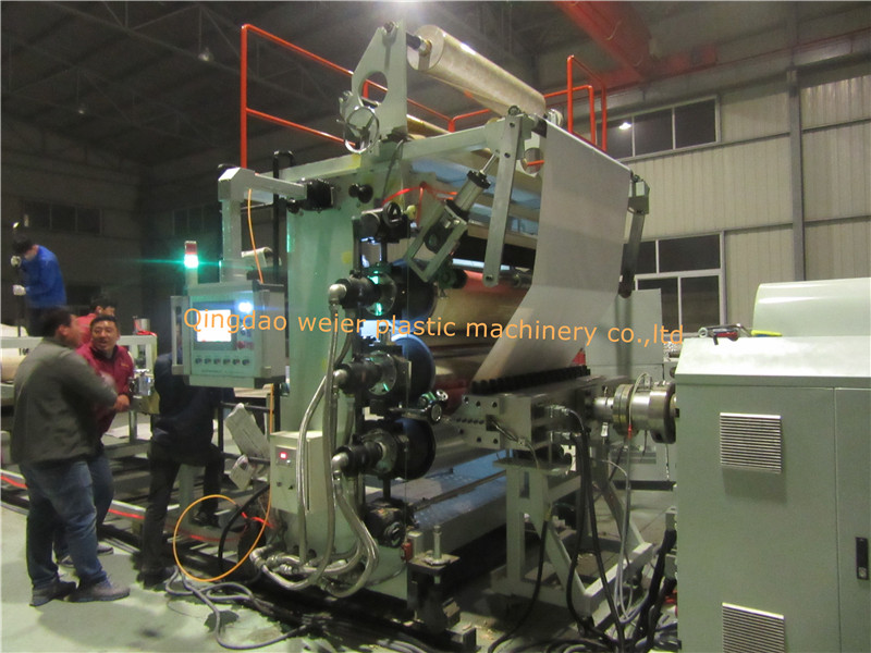 PVC Artificial Marble Sheet Making Machine