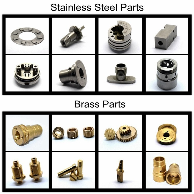 Bearing Precision Part Brass C3604 Copper Hardware Auto Component