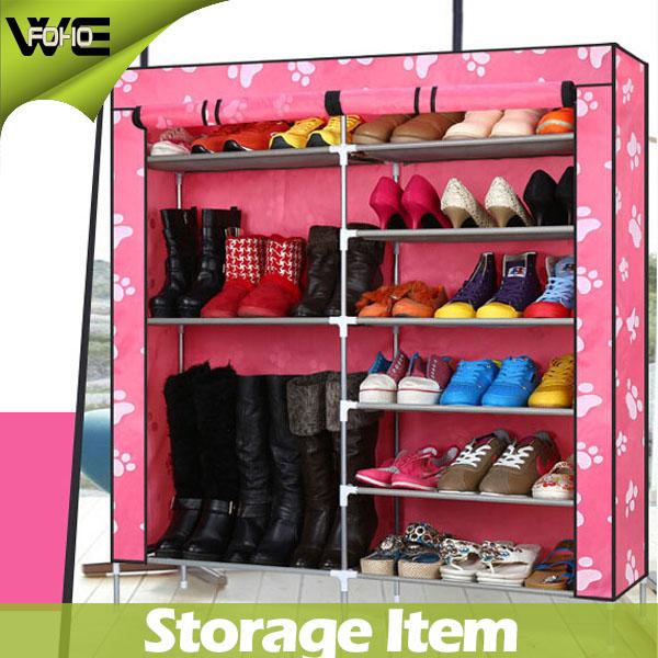 Modern Furniture Display Stand Shoe Storage Organizer Cabinet