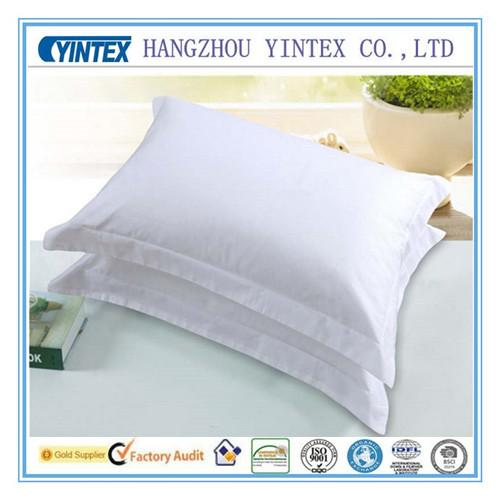100% Cotton Solid Color Wholesale Pillow Cases