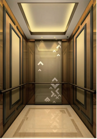 Passenger Elevator Lift Residential Elevator Lift Hl-X-016