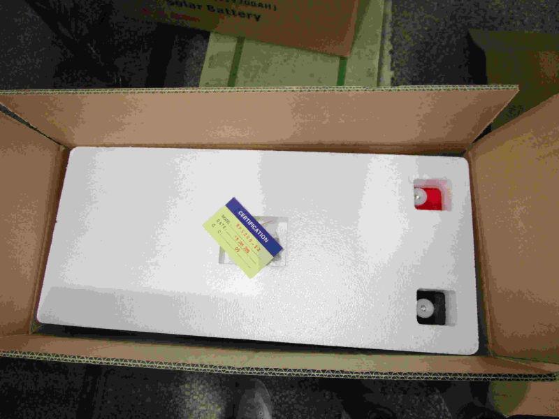 12V 200ah Lead Acid AGM Battery for Telecom, Storage
