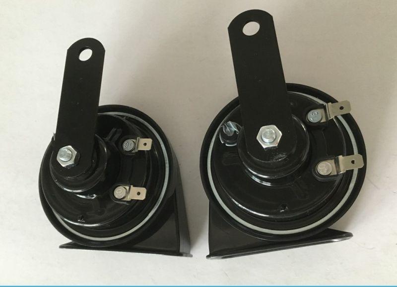 12V Waterproof Alarm Horn Klaxon Horn
