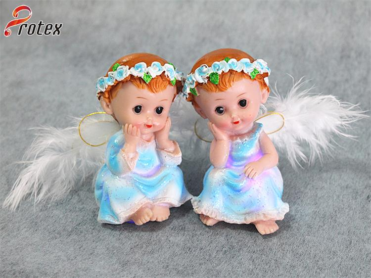 Christmas Decoration Polyresin Babies