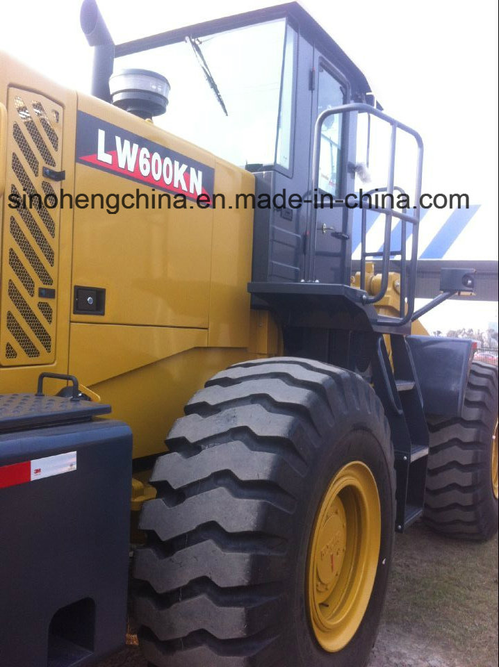 XCMG 6 Ton Front Loader Lw6000kn