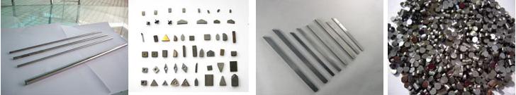 Tungsten Cemented Carbide Rectangular Strips Blank (STB)
